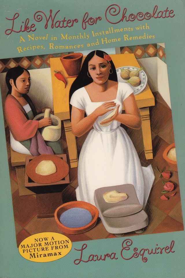 a review of the book like water for chocolate Like water for chocolate's full title is: like water for chocolate: a novel in monthly installments with recipes, romances and home remedies the phrase like water for chocolate comes from the spanish phrase como agua para chocolate this is a common expression in some spanish-speaking countries, and it means that one is very angry.