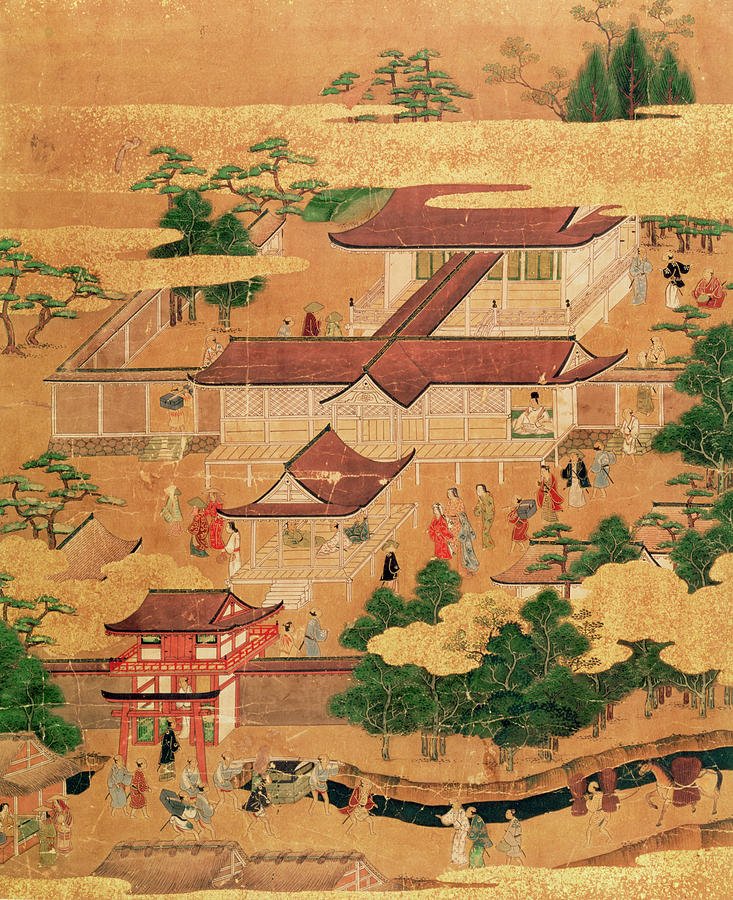 Imagining Samurai A Look At Life Through Art Of The Edo